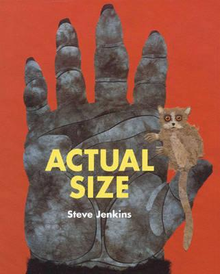 Actual Size Cover Image