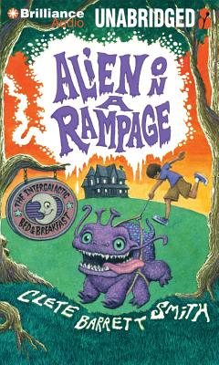 Alien on a Rampage Cover