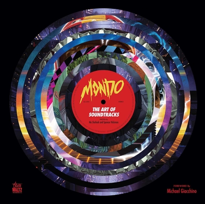 Mondo: The Art of Soundtracks Cover Image
