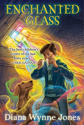 Enchanted Glass Cover