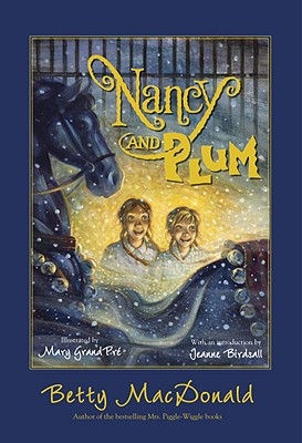 Nancy and Plum Cover