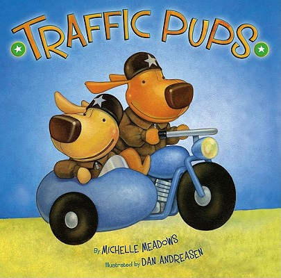 Traffic Pups Cover