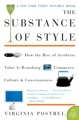 The Substance of Style Cover