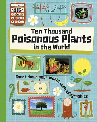 Ten Thousand Poisonous Plants in the World (Big Countdown) Cover Image
