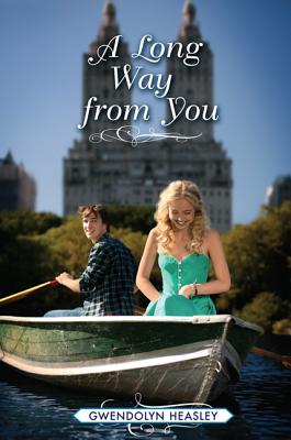 A Long Way from You (Where I Belong #2) Cover Image