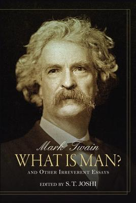 What Is Man? Cover