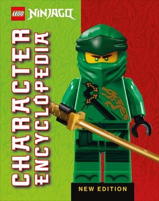 LEGO NINJAGO Character Encyclopedia, New Edition: (Library Edition) Cover Image