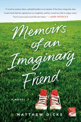 Memoirs of an Imaginary Friend: A Novel Cover Image