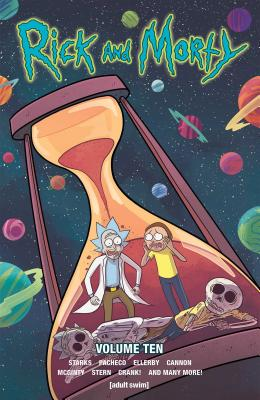 Rick and Morty Vol. 10 Cover Image