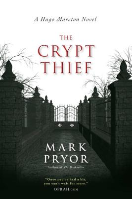 The Crypt Thief: A Hugo Marston Novel Cover Image