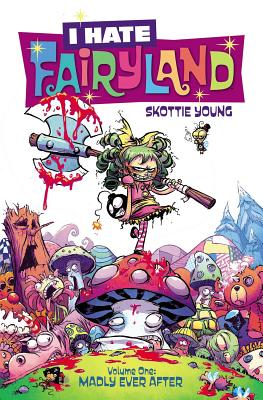 I Hate Fairyland, Volume 1 Cover