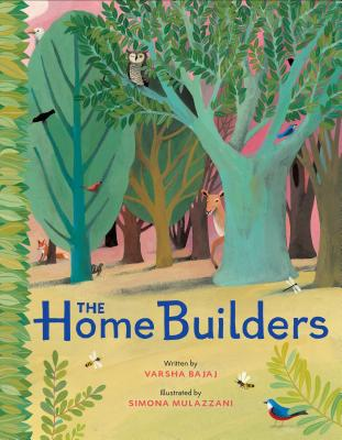 The Home Builder by Varsha Bajaj