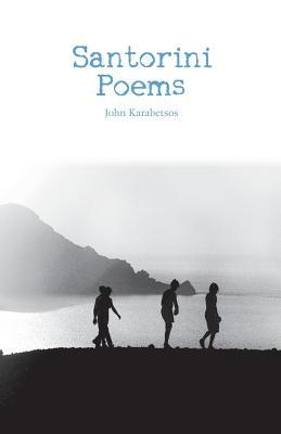 Santorini Poems Cover Image