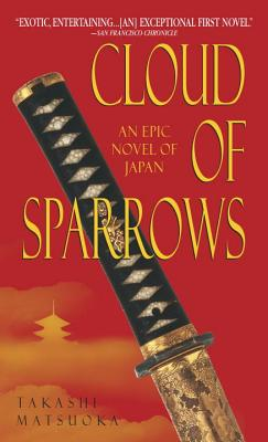 Cloud of Sparrows Cover Image