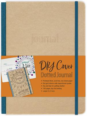 Cover for DIY Cover Dotted Journal