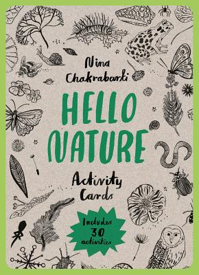 Hello Nature Activity Cards: 30 Activities Cover Image