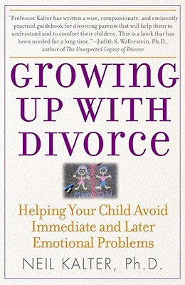 Cover for Growing Up With Divorce