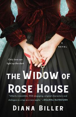 The Widow of Rose House: A Novel Cover Image