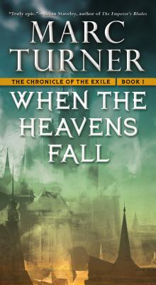 When the Heavens Fall Cover Image
