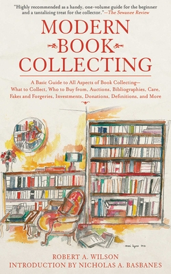 Cover for Modern Book Collecting