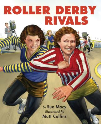 Cover for Roller Derby Rivals