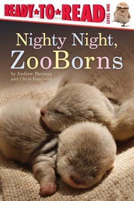 Nighty Night, Zooborns Cover