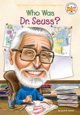 Who Was Dr. Seuss? (Who Was?) Cover Image