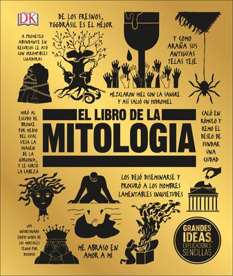 El libro de la mitología (Big Ideas) Cover Image
