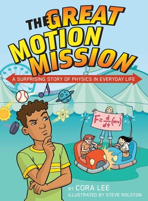 The Great Motion Mission Cover