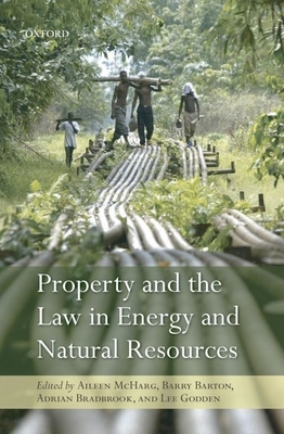 Property and the Law in Energy and Natural Resources Cover Image