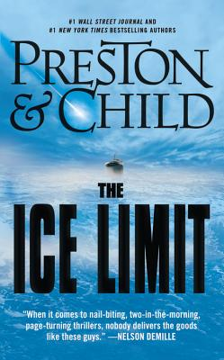 Cover for The Ice Limit
