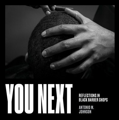 You Next: Reflections in Black Barbershops Cover Image