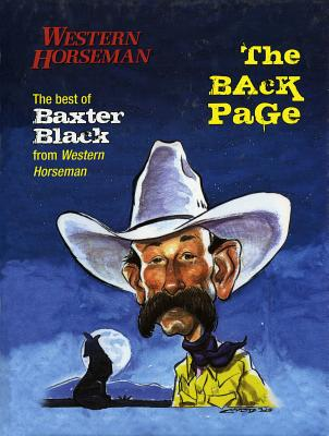 Back Page: The Best of Baxter Black from Western Horseman Revised Cover Image