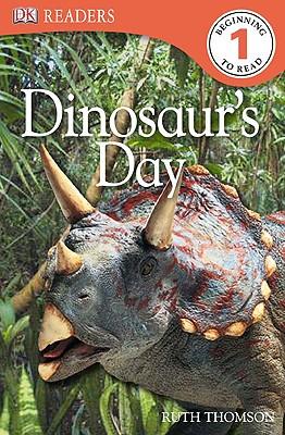 DK Readers L1: Dinosaur's Day (DK Readers Level 1) Cover Image