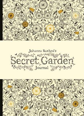 Johanna Basford's Secret Garden Journal Cover Image