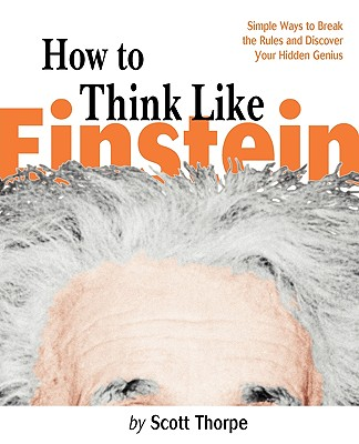 How to Think Like Einstein Cover
