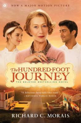 The Hundred-Foot Journey: A Novel Cover Image