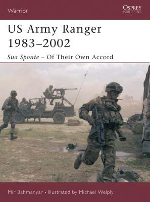 US Army Ranger 1983 2002 Cover