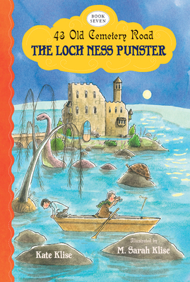 The Loch Ness Punster (43 Old Cemetery Road #7) Cover Image