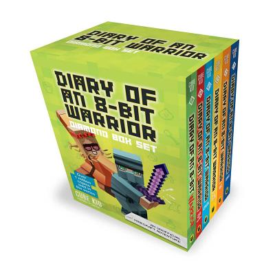 Diary of an 8-Bit Warrior Diamond Box Set Cover Image