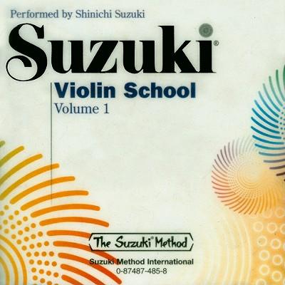 Suzuki Violin School, Volume 1 (Compact Disc)   An Unlikely