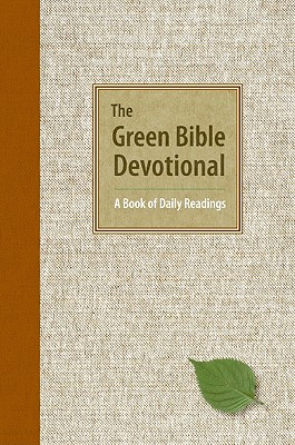 The Green Bible Devotional Cover