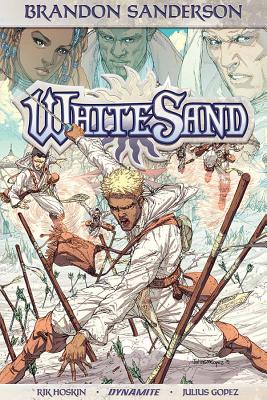 White Sands Vol 1 cover image