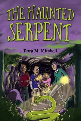 The Haunted Serpent Cover Image