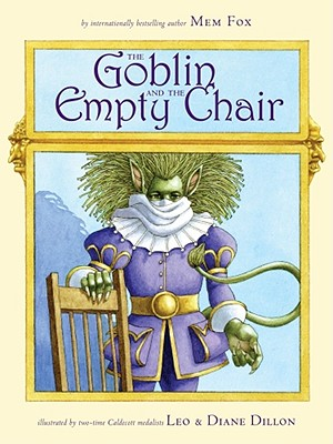 The Goblin and the Empty Chair Cover