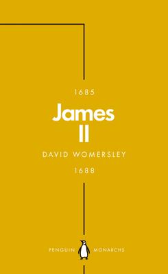 James II (Penguin Monarchs) cover