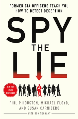 Spy the Lie Cover