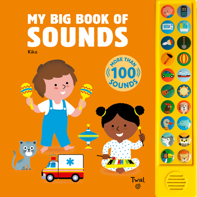 My Big Book of Sounds: More Than 100 Sounds Cover Image