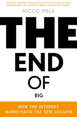 The End of Big Cover