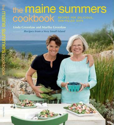 The Maine Summers Cookbook Cover